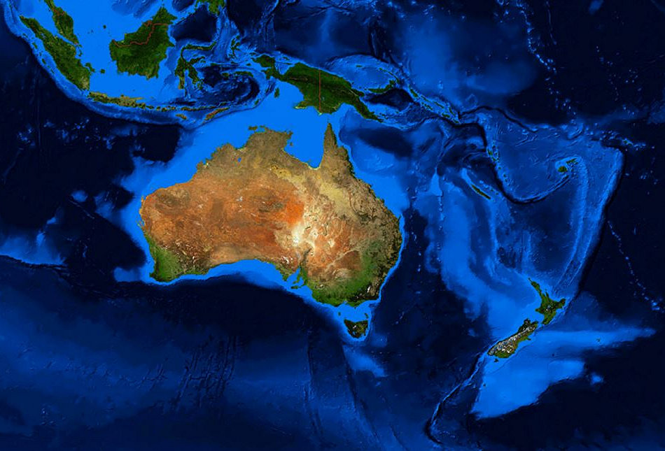 Map Of Southeast Asia Australia And New Zealand.Shock Dynamics Southeast Asia New Zealand